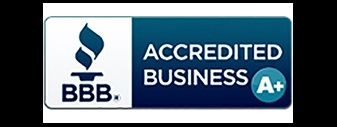 Rated A+ by the Better Business Bureau!
